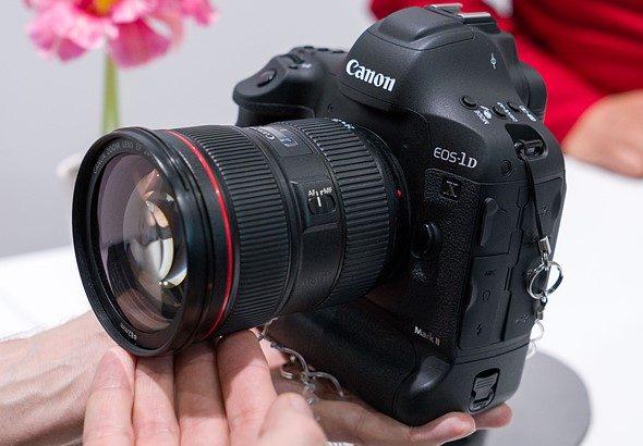 Canon 1dx mark ii Camera