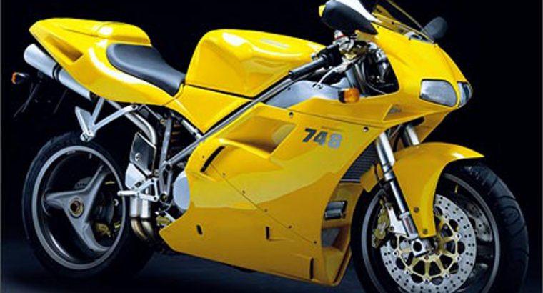 Suzuki Heavy Bike